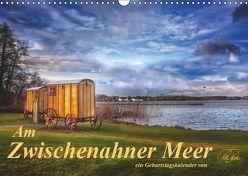 Am Zwischenahner Meer / Geburtstagskalender (Wandkalender 2019 DIN A3 quer) von Roder,  Peter