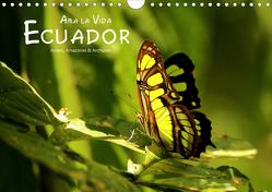 Ama la Vida Ecuador (Wandkalender 2020 DIN A4 quer) von Stamm,  Dirk