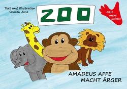 Amadeus Affe macht Ärger von Janz,  Sharon