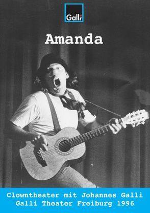 Amanda (1996) von Galli,  Johannes