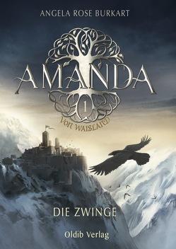 Amanda von Waisland von Burkart,  Angela Rose