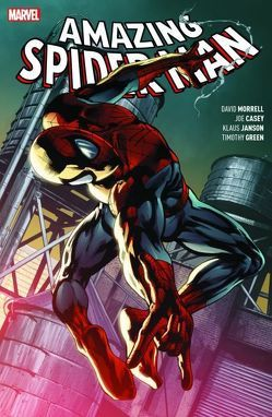 Amazing Spider-Man von Casey,  Joe, Chen,  Sean, Green,  Timothy, Janson,  Klaus, Morrell,  David, Reed,  Brian