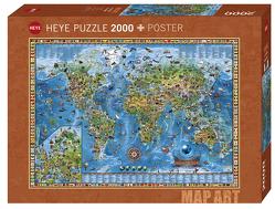 Amazing World Puzzle von Zigic,  Rajko