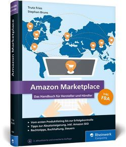 Amazon Marketplace von Bruns,  Stephan, Fries,  Trutz