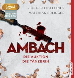 Ambach – Die Auktion/Die Tänzerin von Duda,  Alexander, Edlinger,  Matthias, Steinleitner,  Jörg