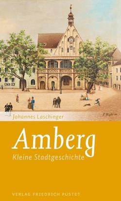 Amberg von Laschinger,  Johannes
