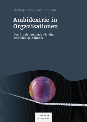 Ambidextrie in Organisationen von Frey,  Christoph, Töpfer,  Gudrun L.