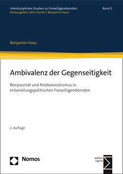 Ambivalenz der Gegenseitigkeit von Haas,  Benjamin