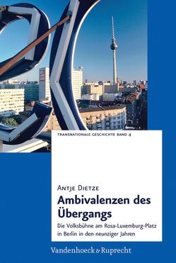 Ambivalenzen des Übergangs von Bredehorst,  Hermann, Dietze,  Antje