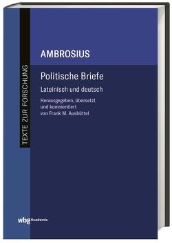 Ambrosius. Politische Briefe von Ambrosius, Ausbüttel,  Frank