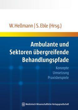Ambulante und Sektoren übergreifende Behandlungspfade von Eble,  Susanne, Hellmann,  Wolfgang