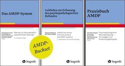 AMDP-Buchset von Arbeitsgemeinschaft für Methodik und Dokumentation in der Psychiatrie (AMDP)