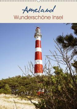 Ameland Wunderschöne Insel (Wandkalender 2018 DIN A2 hoch) von Herzog,  Gregor