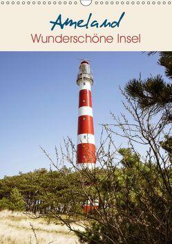 Ameland Wunderschöne Insel (Wandkalender 2019 DIN A3 hoch) von Herzog,  Gregor