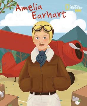 Amelia Earhart von Munoz,  Isabel, Nick Ackland