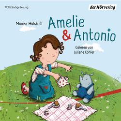 Amelie & Antonio von Hülshoff,  Monika, Köhler,  Juliane
