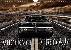 American Automobile (Wandkalender 2018 DIN A4 quer) von Chrombacher,  k.A.