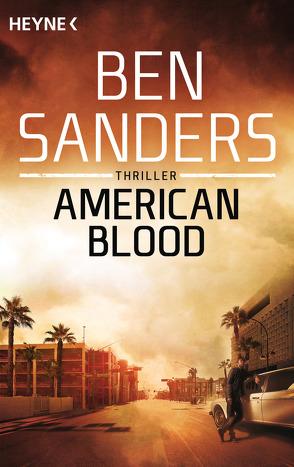 American Blood von Mayer,  Berni, Sanders,  Ben