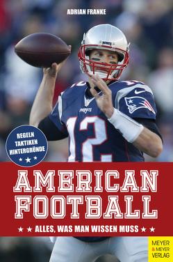 American Football von Franke,  Adrian