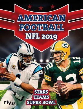 American Football: NFL 2019 von Schulz,  Markus, Stecker,  Jan, Vollmer,  Sebastian