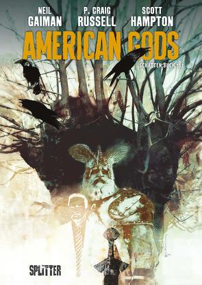American Gods. Band 1 von Gaiman,  Neil, Hampton,  Scott, Russell,  Craig