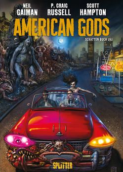 American Gods. Band 2 von Gaiman,  Neil, Hampton,  Scott, Russel,  P Craig