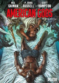 American Gods. Band 3 von Gaiman,  Neil, Hampton,  Scott, Russel,  P Craig