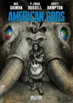 American Gods. Band 4 von Gaiman,  Neil, Hampton,  Scot, Russell,  Craig