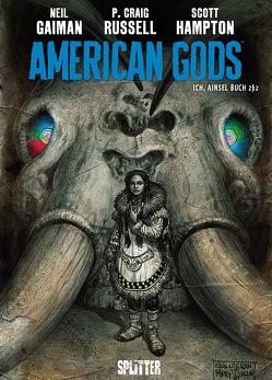 American Gods. Band 4 von Gaiman,  Neil, Hampton,  Scott, Russel,  P Craig