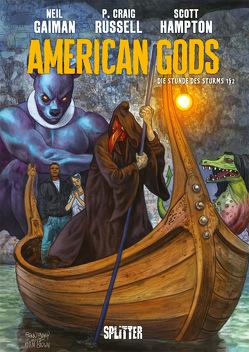 American Gods. Band 5 von Gaiman,  Neil, Hampton,  Scott, Russel,  Craig