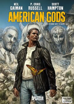 American Gods. Band 6 von Gaiman,  Neil, Hampton,  Scott, Russell,  P. Craig