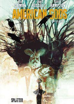 American Gods. Band 1 von Gaiman,  Neil, Hampton,  Scott, Russel,  P Craig