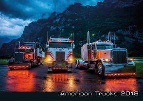 American Trucks Kalender 2019