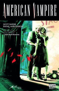 American Vampire von Albuquerque,  Rafael, Burchielli,  Riccardo, Cruz,  Roger, Snyder,  Scott