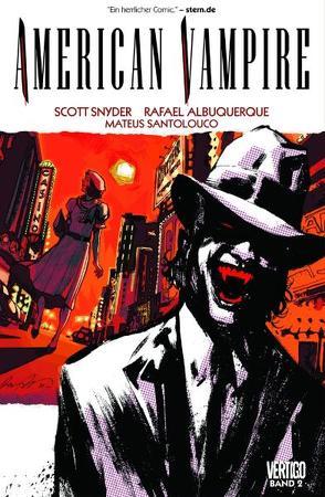 American Vampire von Albuquerque,  Rafael, King,  Stephen, Snyder,  Scott