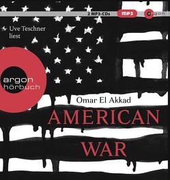 American War von Allie,  Manfred, El Akkad,  Omar, Kempf-Allié,  Gabriele, Teschner,  Uve