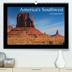 America's Southwest – The Grand Circle (Premium, hochwertiger DIN A2 Wandkalender 2020, Kunstdruck in Hochglanz) von Schonnop,  Juergen
