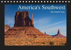 America's Southwest – The Grand Circle (Tischkalender 2019 DIN A5 quer) von Schonnop,  Juergen