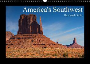 America's Southwest – The Grand Circle (Wandkalender 2018 DIN A3 quer) von Schonnop,  Juergen