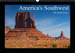America's Southwest – The Grand Circle (Wandkalender 2020 DIN A3 quer) von Schonnop,  Juergen