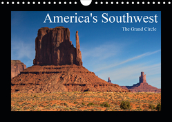 America's Southwest – The Grand Circle (Wandkalender 2020 DIN A4 quer) von Schonnop,  Juergen