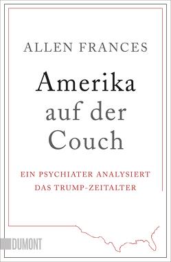 Amerika auf der Couch von Bielfeldt,  Kathrin, Bürger,  Jürgen, Frances,  Allen