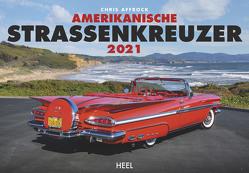 Amerikanische Strassenkreuzer 2021 von Affrock,  Chris