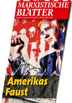 Amerikas Faust von Geisler,  Lothar