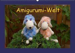 Amigurumi-Welt (Wandkalender 2019 DIN A2 quer) von Schneller,  Helmut