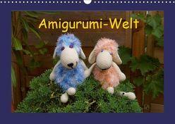 Amigurumi-Welt (Wandkalender 2019 DIN A3 quer) von Schneller,  Helmut