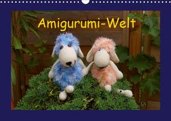 Amigurumi-Welt (Wandkalender 2021 DIN A3 quer) von Schneller,  Helmut