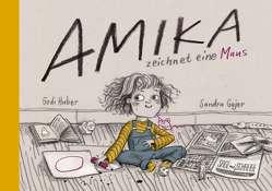 Amika zeichnet eine Maus von Huber Godi,  Gujer Sandra
