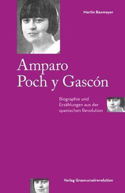 Amparo Poch y Gascón von Baxmeyer,  Martin