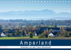 Amperland – Ansichten vor den Toren Münchens (Tischkalender 2020 DIN A5 quer) von Bogumil,  Michael